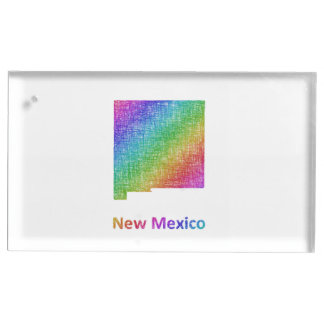 New Mexico Place Card Holder