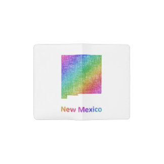 New Mexico Pocket Moleskine Notebook