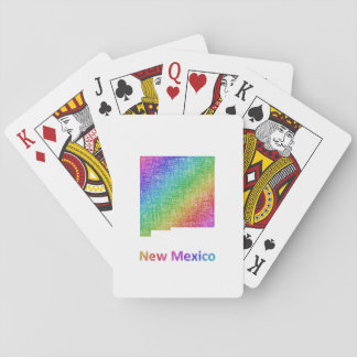 New Mexico Poker Deck