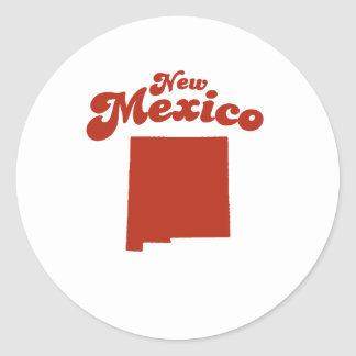 NEW MEXICO Red State Stickers