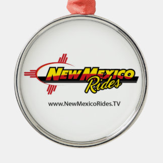 New Mexico Rides Ornament