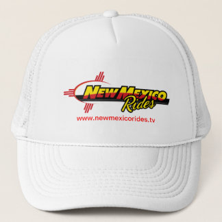 New Mexico Rides TV Trucker Hat