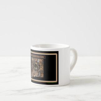 New Mexico Rig Up Camo Espresso Cup