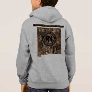NEW-MEXICO Rig Up Camo Hoodie