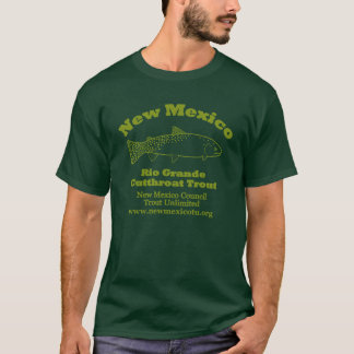 New Mexico Rio Grande Cutthroat Trout T-Shirt