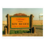 New Mexico Sign Post Cards