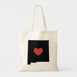 New Mexico State Love Book Bag or Travel Tote