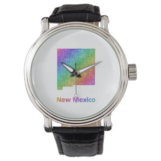 New Mexico Wrist Watches