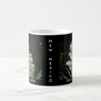 New Mexico Yucca Flower Coffee Mug