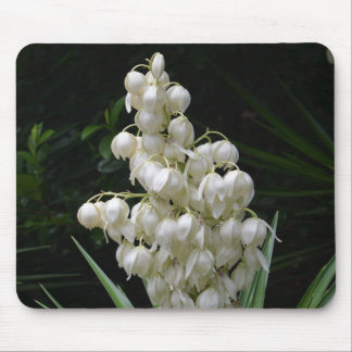 New Mexico Yucca Flower Mouse Pad