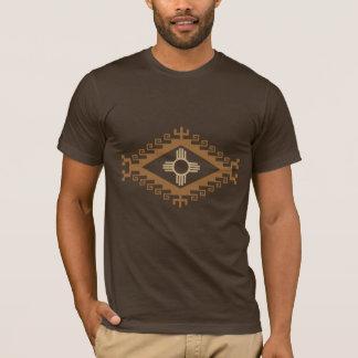 New Mexico Zia Motif T-Shirt