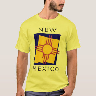 New Mexico Zia/State Tshirt