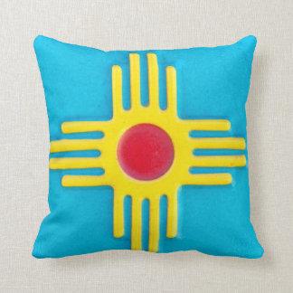 New Mexico Zia Sun Cushion