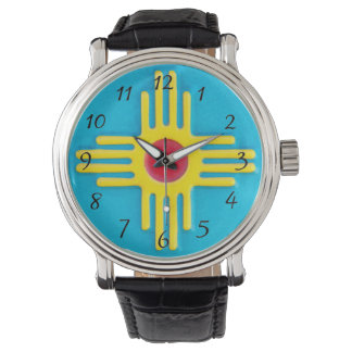New Mexico Zia Sun Watches
