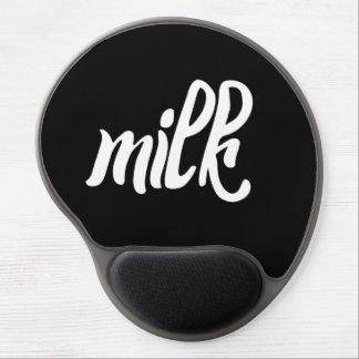 NEW milk black mousepad  milkshake