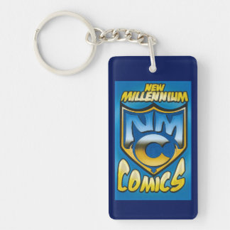 New Millennium Comics Key Ring