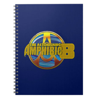 New Millennium Comics Notebook