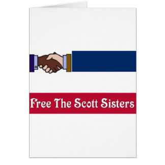 New Mississippi: Free The Scott Sisters Card