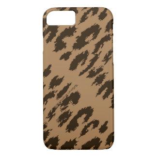 New Modern Girly  Cheetah Print iPhone 7 Case