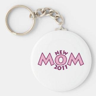 New Mom 2011 Key Chains