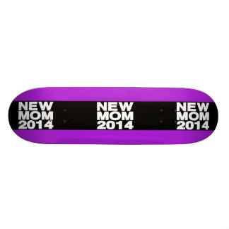 New Mom 2014 Lg Purple Skate Board Decks