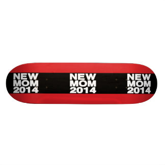 New Mom 2014 Lg Red Skate Board