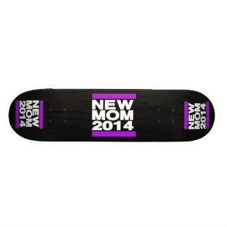 New Mom 2014 Purple Skate Board Decks