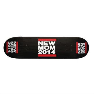 New Mom 2014 Red Skate Boards