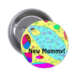 New Mommy Pin