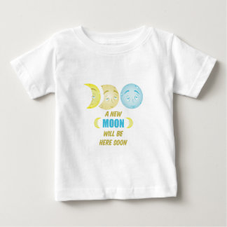 New Moon Baby T-Shirt