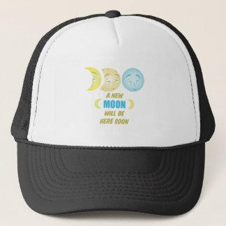 New Moon Trucker Hat