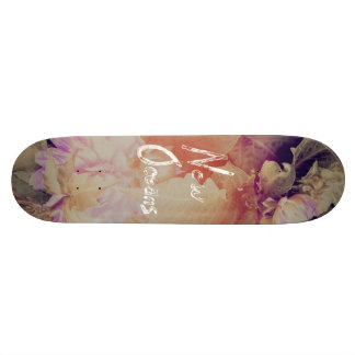 New Oceans Deck Skate Boards