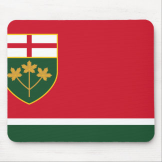 New-Ontario Proposal flag Mouse Pad