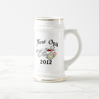 New Opa 2012 Beer Stein