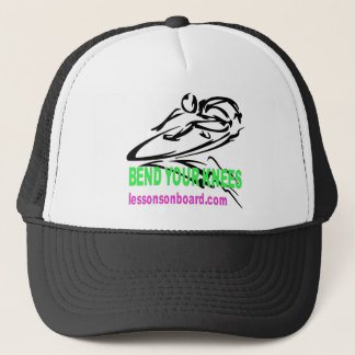 New origional Bend your Knees Hat