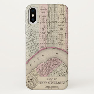 New Orleans 3 iPhone X Case