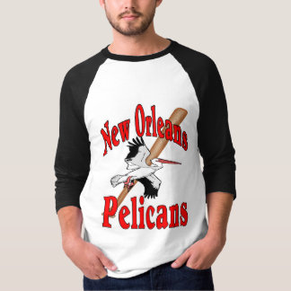 New Orleans Baseball Club Pelicans T-Shirt