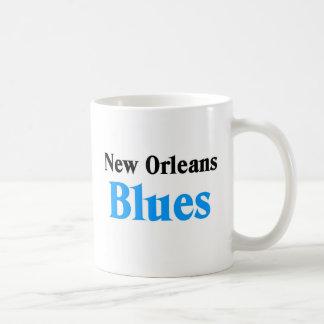 New Orleans Blues Coffee Mug