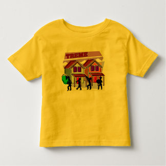 New Orleans Brass Band In TREME Toddler T-Shirt