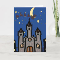 New Orleans Cathedral Holiday Cards cards