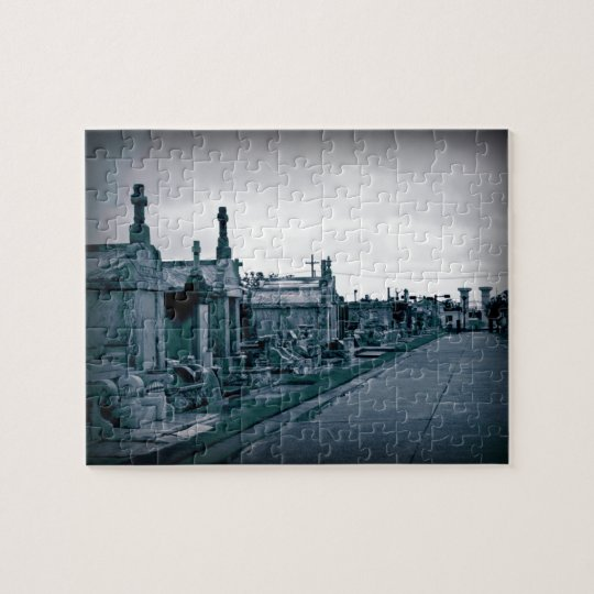 New Orleans Cemetary No. 1 Puzzle