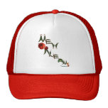 New Orleans Chilli Peppers Mesh Hats