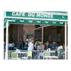 New Orleans Coffee and Beignets Postcard