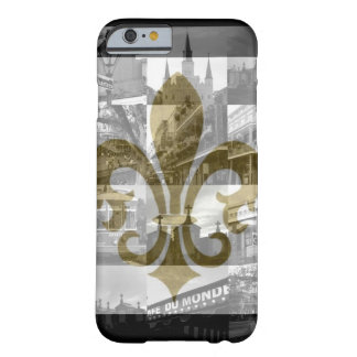New Orleans Collage [iPhone 6 Case] Barely There iPhone 6 Case