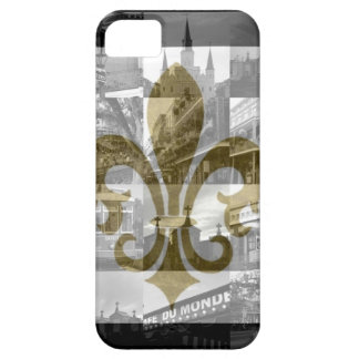 New Orleans Collage [iPhone Case-Mate Case]