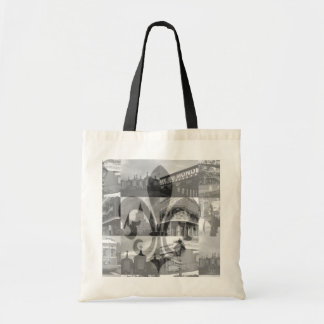 New Orleans Collage [Tote Bag]