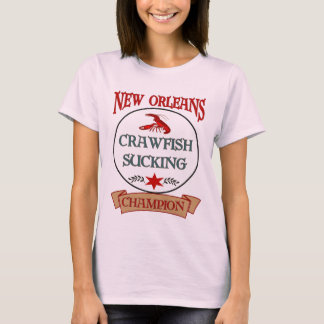New Orleans Crawfish Champ T-Shirt