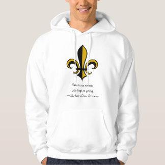 New Orleans Fleur D'Lis Hoodie