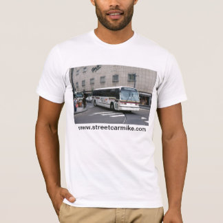 New Orleans GMC RTS Bus 592 T-Shirt