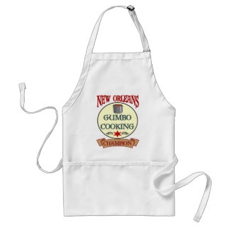 New Orleans Gumbo Cooking Champ Standard Apron